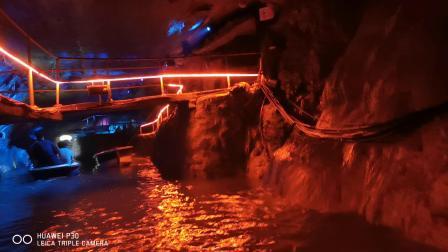 浙江兰溪地下长河
