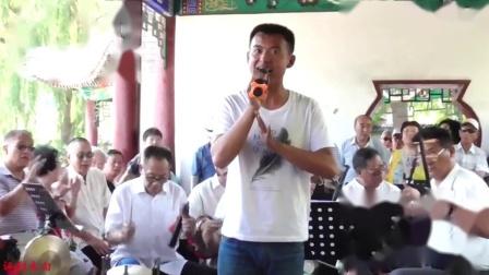 天津意祥评剧团人民公园 李立超《乾坤带》选段