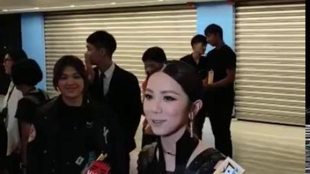 【金曲30】星光大道媒体联访邓紫棋