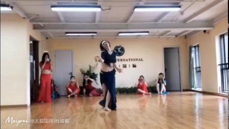 杭州市太拉国际东方舞瑜伽培训学校 —— 琪函老师——Pop song@太拉国际|杜骏毅 的视频原声