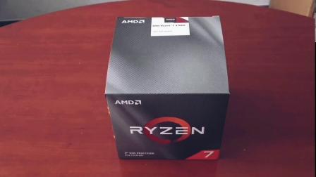AMD 7nm 新品开箱!打造你的终极电脑游戏平台!