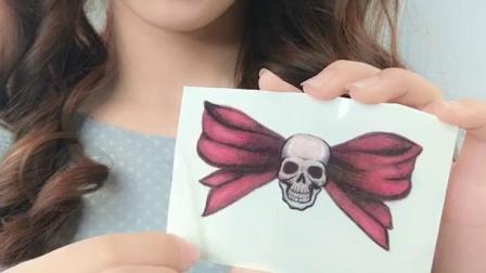 花臂纹身贴防水男女持久仿真刺青性感小清新可爱网红图案10张图案