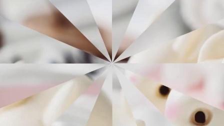 抖音[6连]网红3D布丁兔子硅胶模具慕斯卡通立体小白兔奶冻模果冻