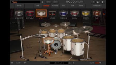 MODO DRUM - 演奏方式带来最佳表现
