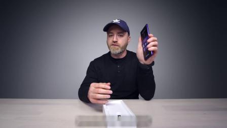 索尼 Xperia 1 开箱!用 21:9 抓住你的眼球