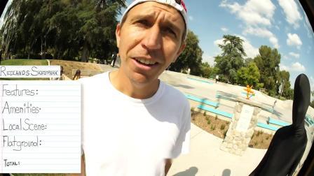 Exploring Redlands Skatepark - Official Skatepark Review