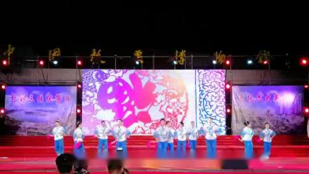 火红的秧歌—蝈蝈舞蹈队