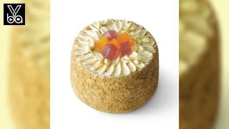 美心西餅全新花清.茶醇系列 享受一下庭院式的清新甜點體驗