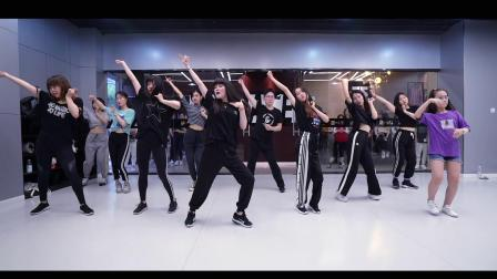 INSPACE舞蹈-MAYI老师-Jazz基础课程-Pitch Black(2)