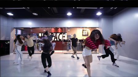 INSPACE舞蹈-Andy老师-Jazz提高课程视频-Chantaje