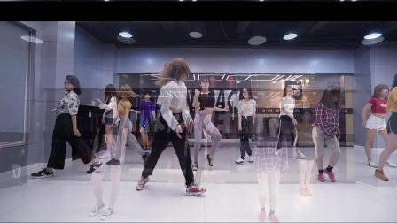 INSPACE舞蹈-Danny老师-Jazz进阶课代课-Taki Taki