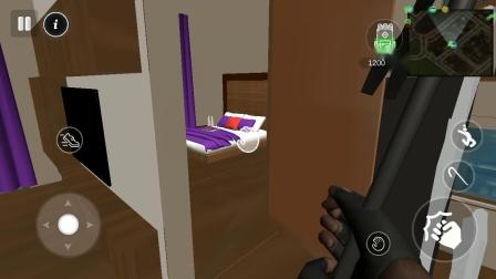 暴天解说 小偷模拟器 手机版