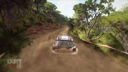 尘埃 拉力2 DiRT Rally 2_0_20190701230005