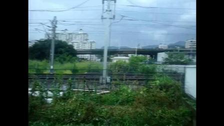 南局福段火车视频15