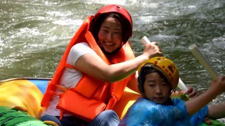 2019年7月6-7日-英雄漂流小昌溯溪