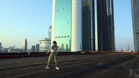 【武汉1ST舞蹈工作室】X-Force少儿队Hiphop old school风格齐舞 指导老师:胡子