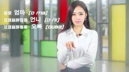 麻辣女教师 教你说韩语