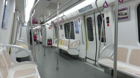 济南地铁1号线方特——济南西区段