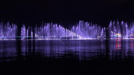 肇庆星湖音乐喷泉2019