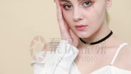 2019义乌秦汉摄影饰品视频模特佩戴展示