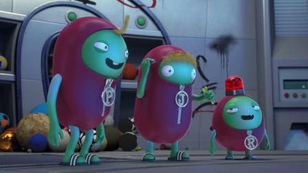 杰力豆 第二季 误吃毒蘑菇后的疯狂4人组