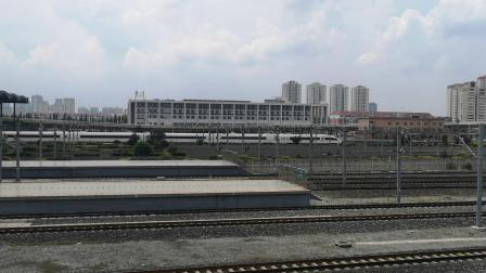 【沈重高铁首发】2019.7.10调图  G1281  沈阳北→重庆西  天津西站发车