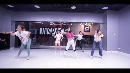 INSPACE舞蹈-妍妍老师-Kpop进阶课代课视频-Snapping