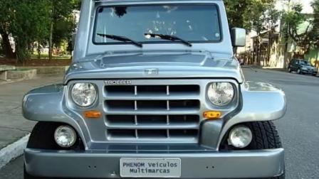 20100823巴西:2010款福特Troller T4四驱3.0T柴油版