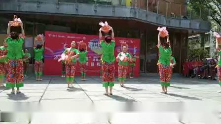 芙蓉社区广场舞《老百姓的菜篮子》