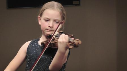 【小提琴】维尼亚夫斯基 G大调第1号奥贝雷克舞曲 Op. 19丨Emilia Szymańska