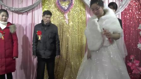 呙坤杨茜新婚