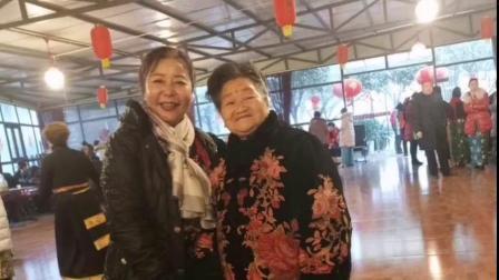 阿坝州红原麦瓦原生态锅庄队参加郫都区罗老师举办的全国锅庄交流会!