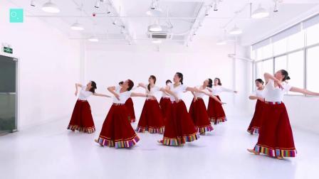 派澜舞蹈|让你赏心悦目的古典舞蹈《浪拉山情》