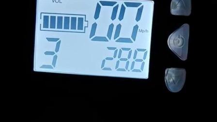 S8速度有KM和MP单位调节方法