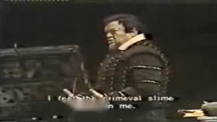 美国男中音Cornell Macneil - Otello CONTEST - Credo
