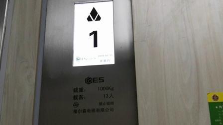 {电梯要点}格尔森电梯(货梯)@青年公寓