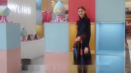 MARYLING 期间限定店 玩味八爪鱼装置 体验最时尚的秋冬系列