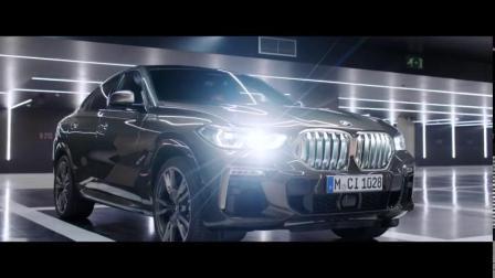 宝马:全新X6,助你尽兴打碟-啊车视频