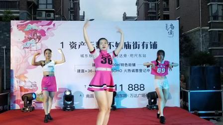 住宅小区舞蹈1