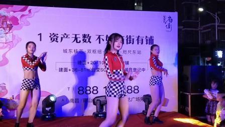 住宅小区舞蹈2