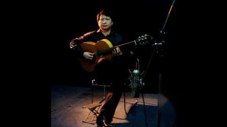 歐永財老師示範弗拉門戈吉他即興創作之樂句