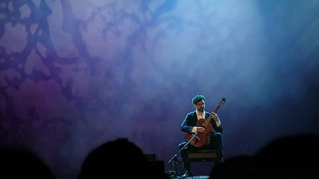 【Strawberry Alice】2019上海城市草坪音乐会 夏之魅:第五场,西班牙吉他大师 巴勃罗·赛恩斯·比列加斯,07-10 上海城市草坪音乐广场