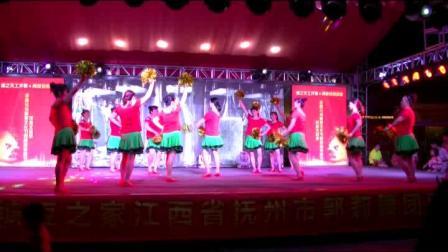 凤凰乡恋舞蹈队《为爱付出》