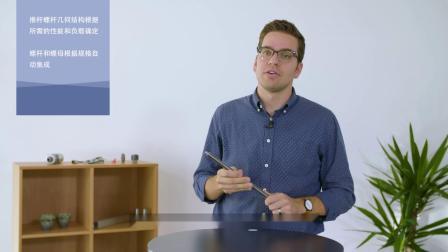 力纳克推杆学院——螺杆及其与推杆效能的关系