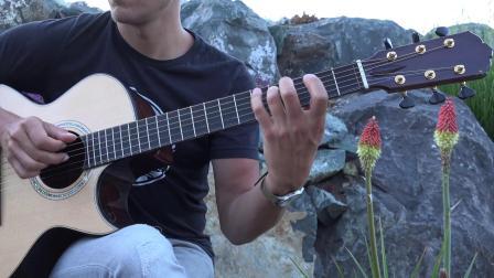 【指弹】 Calum Graham - Song For Jordan