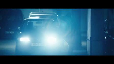 除暴安良 片段2:Car Shootout