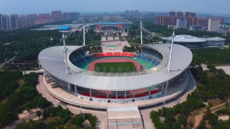 皇家西班牙人山东足球学院寿光德润绿城体育场