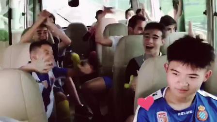 西班牙HLK足球俱乐部走进滨州沾化区足球小镇