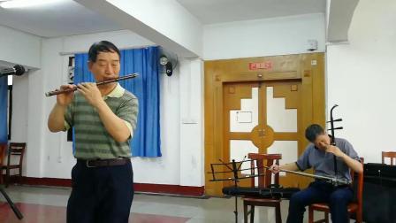 著名歌唱演員陳志明笛子獨奏牧民新歌