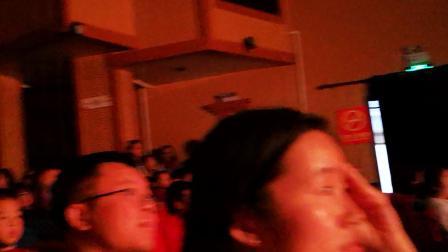 吉林非遗节期间欣赏到的世界非物质文化遗产——望奎县文化馆皮影队倾情表演的皮影戏《穆桂英指路》